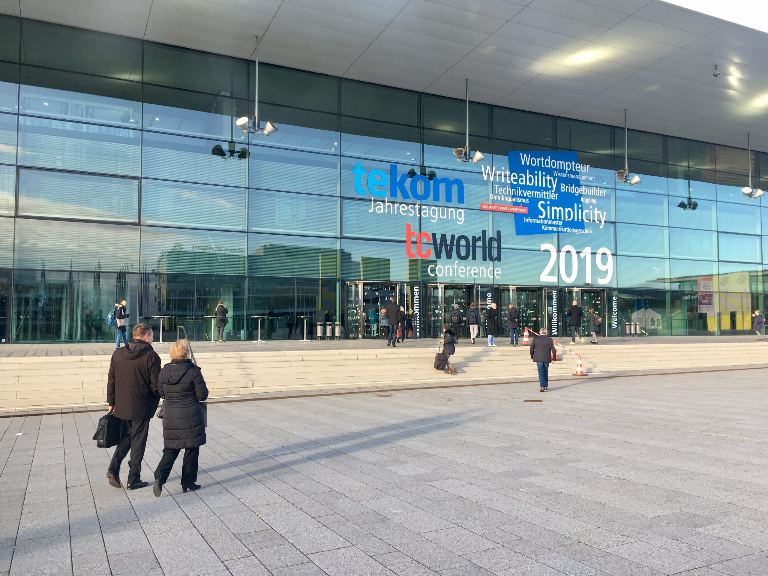 TCLoc at the tcworld Conference 2019