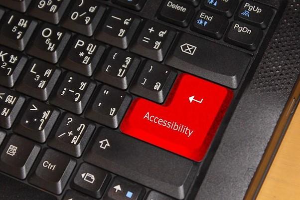Accessibility key