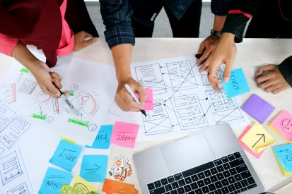 Usability and user experience design course