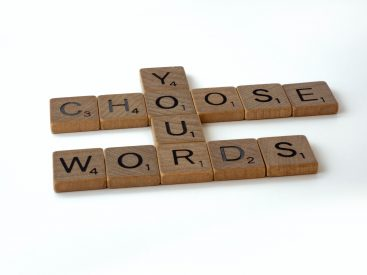 Terminology is about choosing your words carefully and consistently